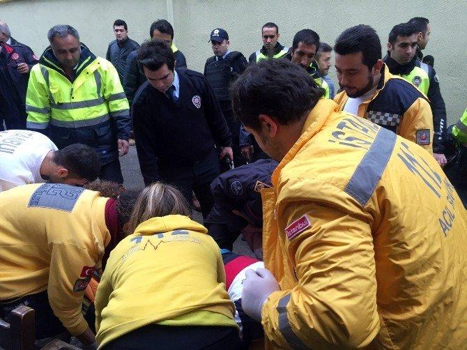 Sarıyer'de Minibüs İşyerinin Duvarına Çarptı: 1 Ölü, 15 Yaralı