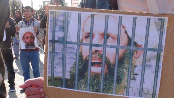 Pakistan'da yüzlerce kişi Suudi Arabistan'daki idamları protesto etti