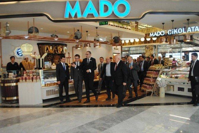 Mado Cafe Park Afyon Alışveriş Merkezinde Açıldı
