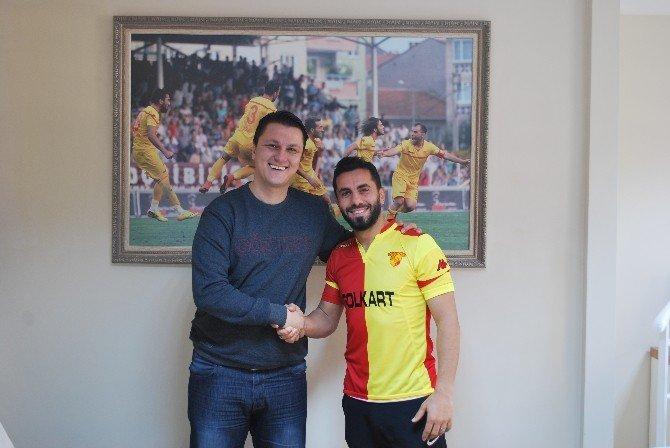 Göztepe'ye İki Yeni Transfer