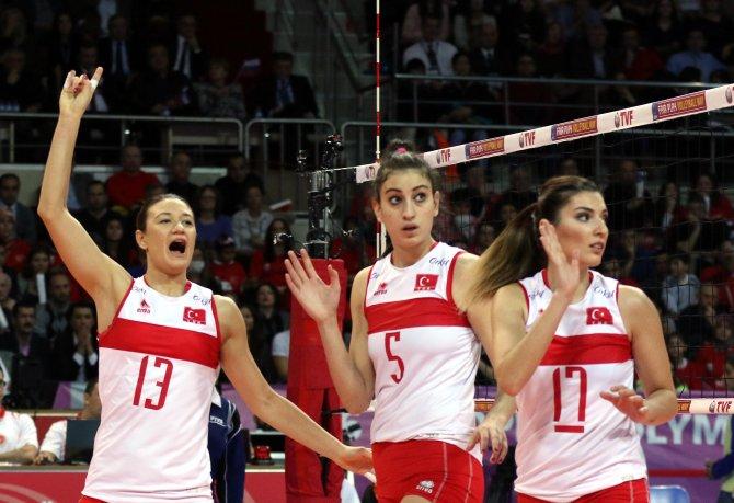 Rusya: 3 - Türkiye: 1