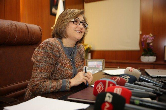 Şahin'den 10 Ocak Çalışan Gazeteciler Günü Kutlaması