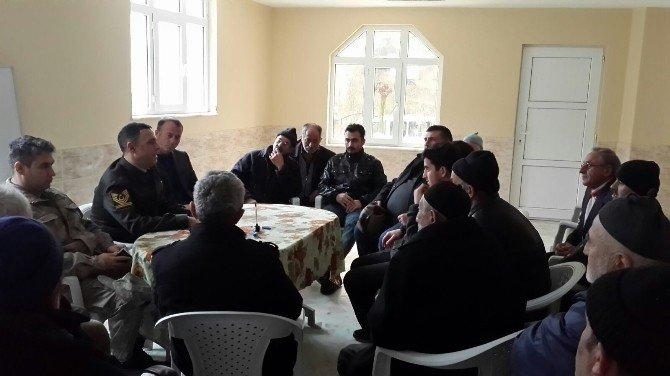 Jandarma Vatandaş Bilgilendirme Toplantıları