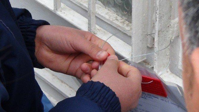Ceylanpınar'da Özel Bir Dershane Ruhsatsız Olduğu İçin Kapatıldı