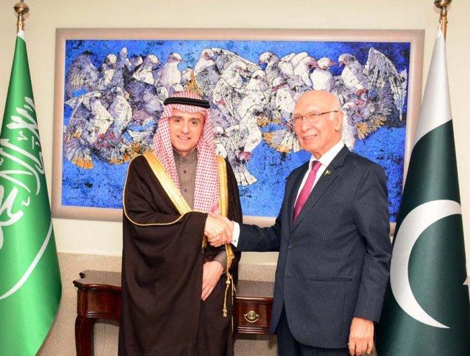 Pakistan Başbakanı Şerif: Suudi Arabistan ile omuz omuzayız