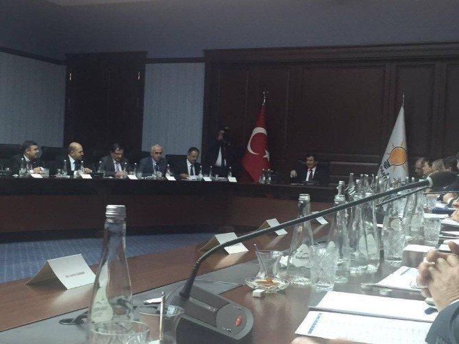 Başkanı Selim Yağcı'nın Ankara Temasları