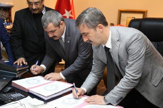 Başkan Şirin'den Memurlara Artan Destek