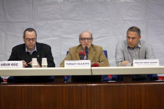 Basın temsilcileri: Sosyal medya soruşturmalarıyla caydırılmaya çalışılıyoruz