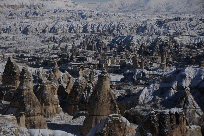 Kapadokya'nın ziyaretçileri yüzde 8 azaldı