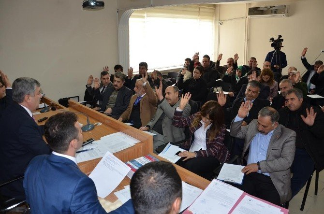 Yeşilyurt Belediye Meclisi Toplandı