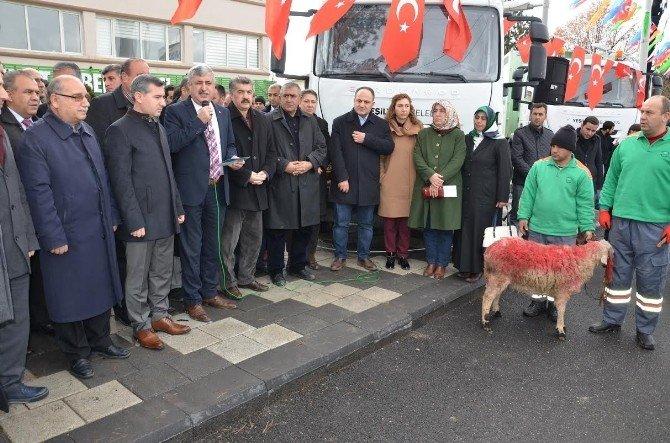 Yeşilyurt Belediyesi, Araç Filosunu Güçlendirdi