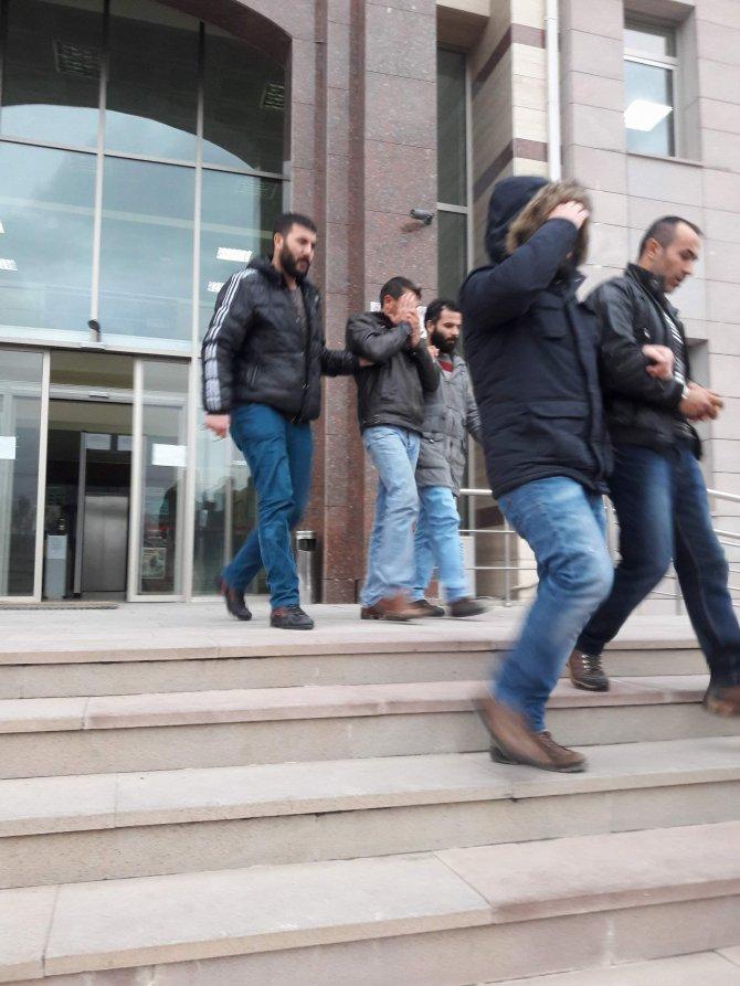 Yozgat'ta trafo hırsızlığından 3 tutuklama