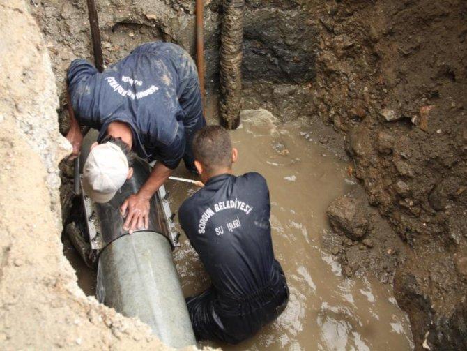 Başkan Şimşek: Sorgun'da su abone sayımız 21 bin 52'ye ulaştı