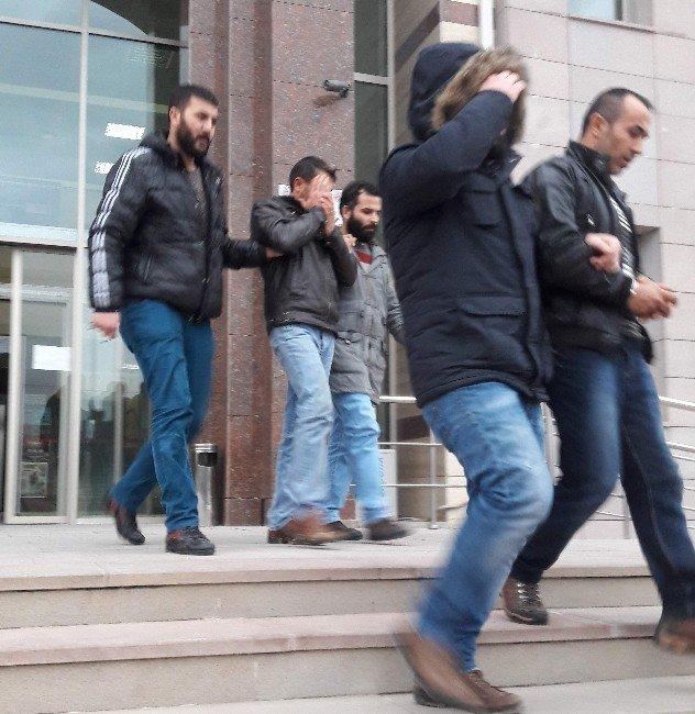 Yozgat'ta Çiftçilere Ait Trafoları Çalın 3 Zanlı Tutuklandı