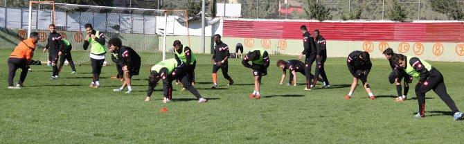 Adanaspor, Trabzonspor karşılaşmasına hazır