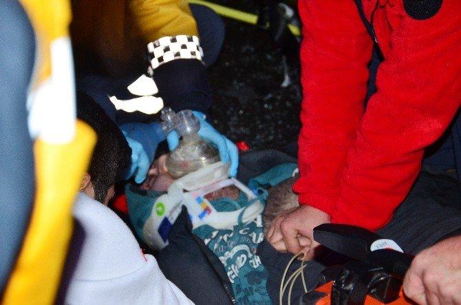 Zonguldak'ta Trafik Kazası: 1 Ölü, 5 Yaralı