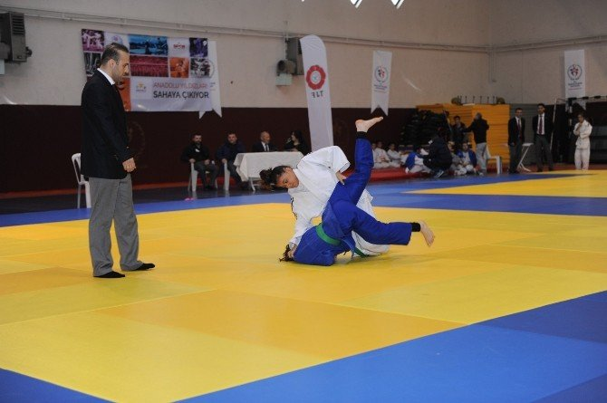 Trabzon'da Analig Judo Start Aldı