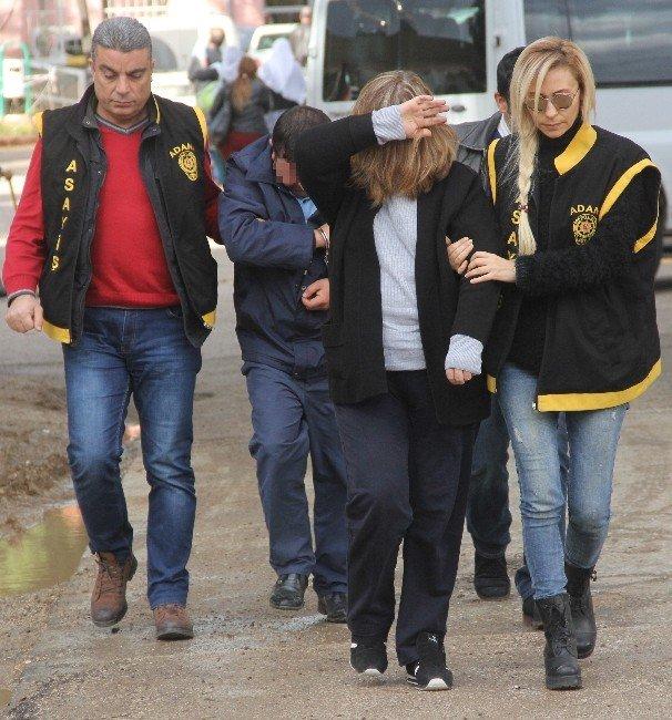 Bir Kadına Evde Fuhuş Yaptıran 2 Kişi Yakalandı