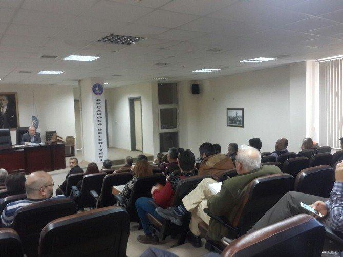 Akçakoca'da Emlakçılık Kursuna İlgi