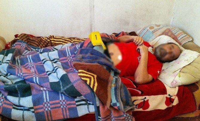 Antalya'da Bir Kişi Kaldığı Kulübede Ölü Bulundu