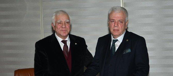 Bursaspor Başkan Adayları Listelerini Teslim Etti