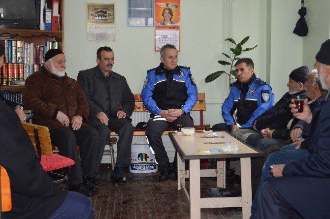 Bahçelievler Mahallesinde Huzur Toplantısı Yapıldı