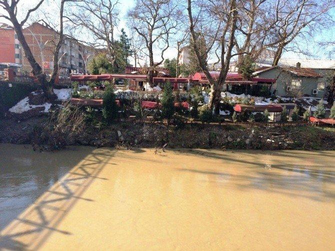 Bartın'da Sel Korkusu Ortadan Kalktı