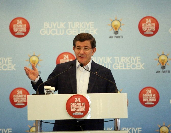 Başbakan Davutoğlu, 5 Kritik Kavşağı Açıkladı
