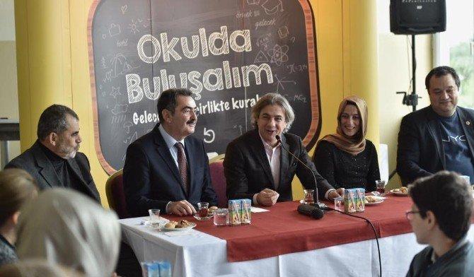 """Başkan Demircan: """"Okullarımıza Harcadığımız Her Kuruş Helal Olsun"""""""