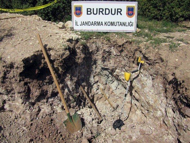 Burdur'da Yapılan Operasyonlarda 9 Kişi Tutuklandı
