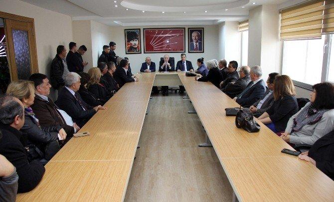 CHP Genel Başkan Yardımcısı Karakaş, Adana'da