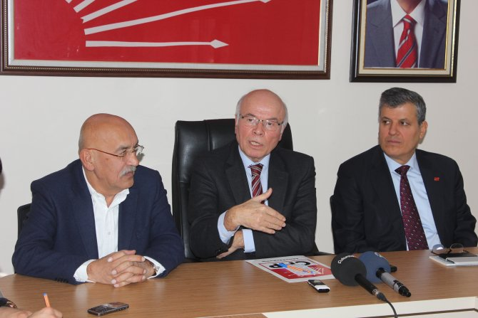CHP'li Karakaş: Türkiye'nin ihtiyacı olan şey seçilmiş sultanlık değil