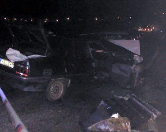 Çorum'da Trafik Kazası: 1 Ölü, 8 Yaralı