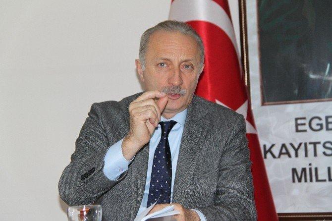 """Başkan Atabay """"Didim'e Cezaevi İstemiyoruz"""""""