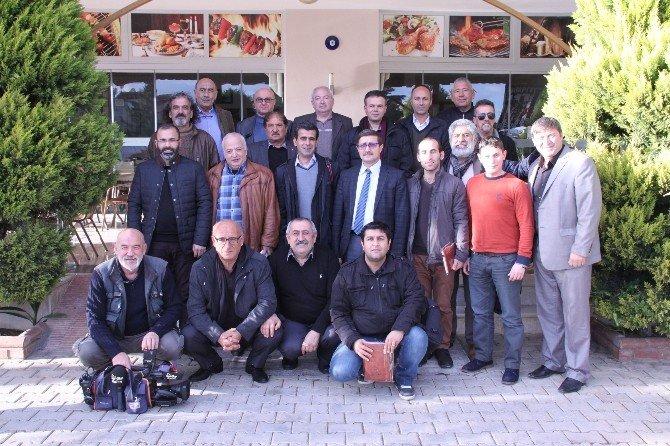 Didim Ticaret Odası Çalışan Gazeteciler Gününü Unutmadı