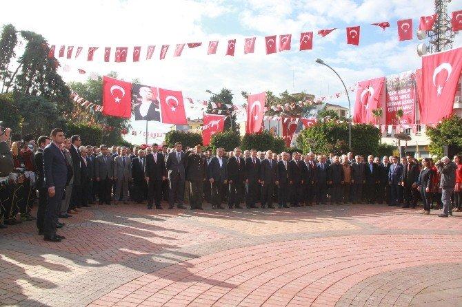 Dörtyol'un Düşman İşgalinden Kurtuluşunun 94. Yılı Törenlerle Kutlandı