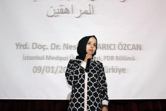 Suriyeli Öğretmenlere Çocuk Psikolojisi Eğitimi