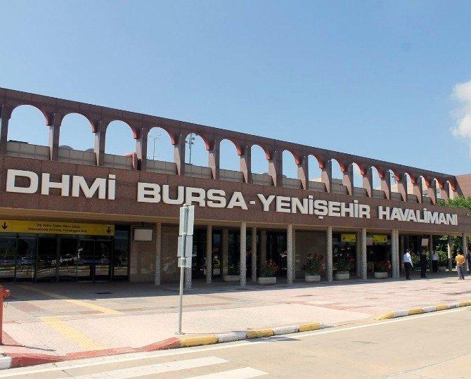 Yenişehir Havaalanı Yolcu Rekoru Kırdı