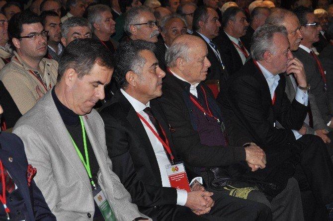 Eskişehirspor'da Gergin Kongre