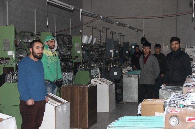 Gaziantep'in Fazı Düştü, Binlerce İşçe İzne Gönderiliyor