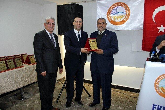 Ekmek Üreticileri Federasyonu Genel Başkanı Murat Kavuncu: