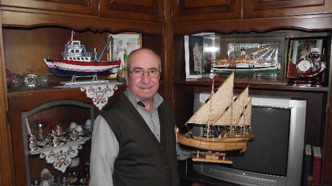 Kristof Kolomb'un Gemisini Yaptı...