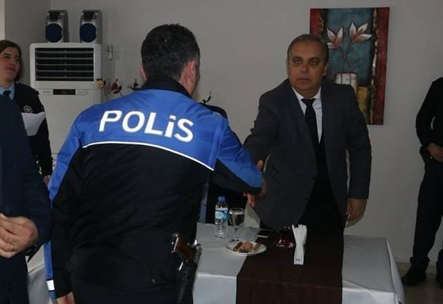 Elazığ Emniyetinde Başarılı Polisler Ödüllendirildi