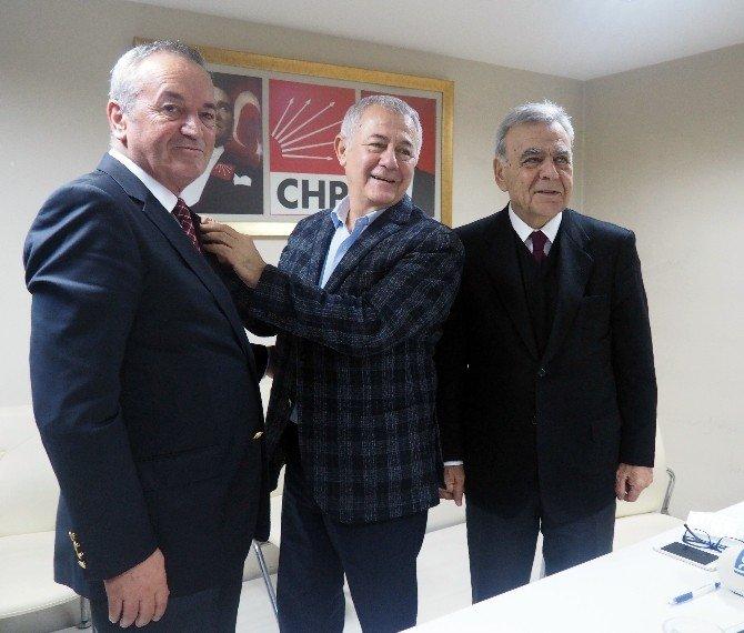 Yeni CHP'li Kenan Çakar, Kocaoğlu'ndan Özür Diledi