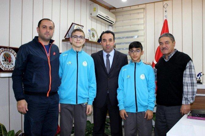 Bilecikli Judocular Aydın'a Uğurlandı