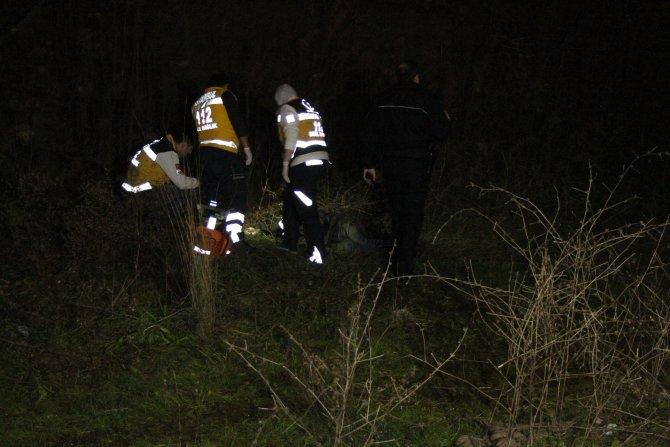 Kağıthane'de viyadük altında erkek cesedi bulundu