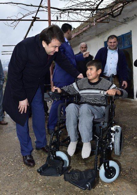 Engelli Dostu Belediyenin Adı Kahramanmaraş