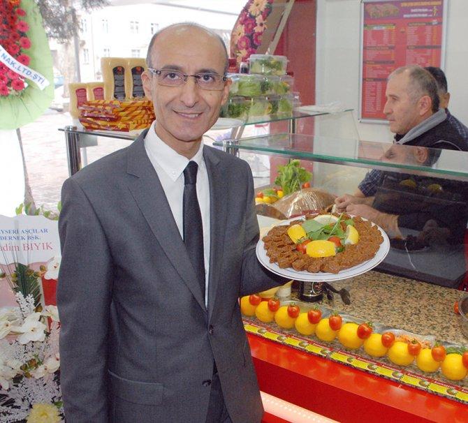 Komagene, Kayseri'de yeni bir şube daha
