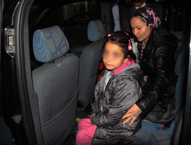 Üvey Annesinin Öldüresiye Dövdüğü Kız Çocuğu, Devlet Korumasına Alındı