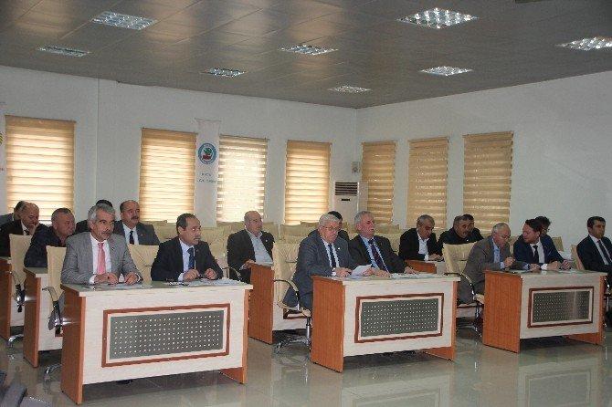Bilecik İl Genel Meclisi Ocak Ayı Son Birleşimi